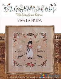 the snowflower diaries viva la frida