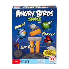Mattel Angry Birds Space Fun Launch Game - Walmart.com - Walmart.com