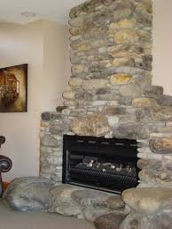 indoor stone fireplace photo gallery