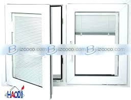 windows with built in blinds hubotong