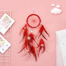 Best Discount 39ffbc New Fairy Dreamcatcher Nordic Home Wind Chimes Car Kids Room Decorative Dream Catcher Balcony Wall Decoration Hanging Ornaments Cicig Co