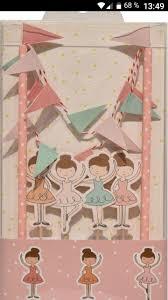 Decoracion Bailarinas Para Tartas Y Cumpleanos