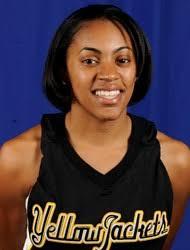 Adriana Johnson - 2010-11 - Women's Basketball - American ...