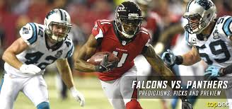 Atlanta Falcons vs Carolina Panthers ...