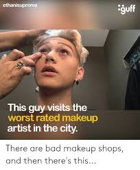 25 best memes about bad makeup bad