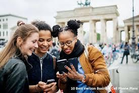 best verizon business cell phone plans