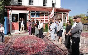 charitable giving noor oriental rugs