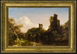 "OKCMOA acquires ""An Italian Autumn"" by Thomas Cole, founder of the Hudson  River School 