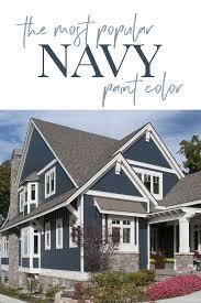 best navy blue paint color