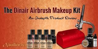 the dinair airbrush makeup kit an