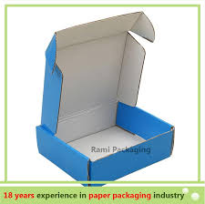 corrugated wedding gift box for shoes