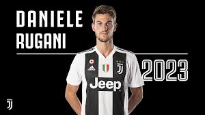 Daniele Rugani is Bianconero until 2023 ...