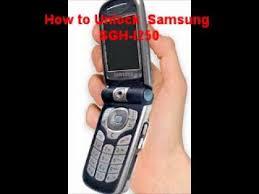 Samsung SGH I250 Unlock Code - Free ...