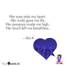 Abhi K Quotes | YourQuote