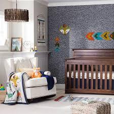 aztec nursery crib bedding