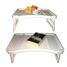 table tray from bed small table port