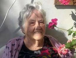 Nota de falecimento: Frida Adele Becker, aos 81 anos