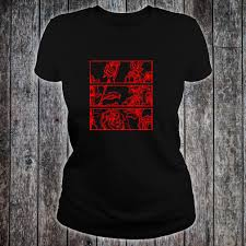 official red roses aesthetic clothing