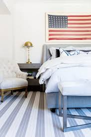 hillary-taylor-interior-design-red-white-blue-american-flag ...