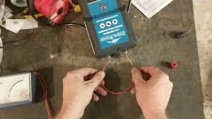 Power Wizard Pw300 Fence Energizer Youtube