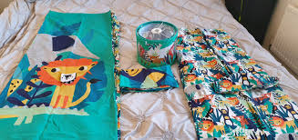 dunelm kids jungle room accessories and