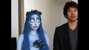 emily corpse bride halloween tut