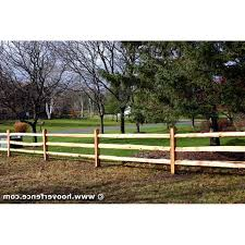 Split Rail Fence For Sale Compared To Craigslist Only 3 Left At 60