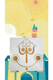 It S A Small World Car Decal It S A Small World Decal Etsy