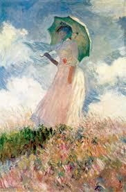 Saggio di figura en plein air - Wikipedia great impressionist  #impressionist #modernist #ClaudeMonet | Monet, Claude monet, Poster  artistico