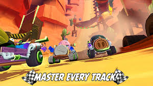 Download Angry Birds Go Mod Apk Android