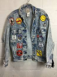 demin jacket small