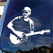 Eric Church Vinyl Car Decal Sticker Country Singer Western Music Window Laptop Ebay
