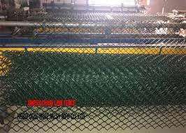 Extruded Chain Link Fence Privacy Screen Slats Pvc Coated For Border Fencing For Sale Chain Link Fence Fabric Manufacturer From China 107830240