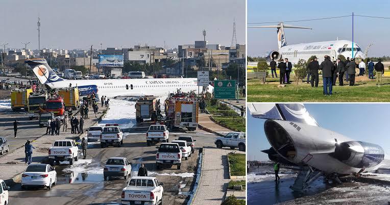 """Resultado de imagen para caspian airlines MD-83 air crash"""""""
