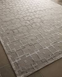 exquisite rugs silver blocks rug 10 x 14