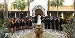 bonnet house museum gardens wedding