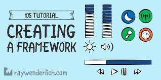 creating a framework for ios