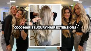 coco marie luxury hair extensions
