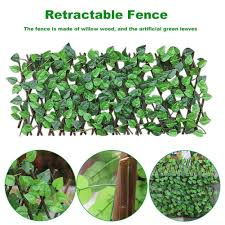 Expandable Faux Privacy Fence Free Shipping Dealsscreen