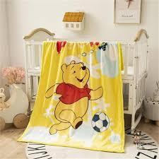 disney winnie the pooh flannel blanket