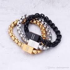 2020 xmas gifts silver gold black mens