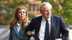 Boris Johnson Is Engaged And Expecting ...