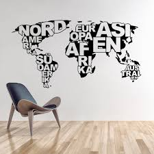 World Map With Countries Wall Sticker 91 Map Home Decor World Map Wall Art Spiritual Vintage Carved Printable Map Collection