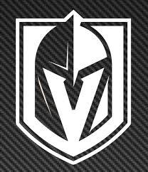 Golden Knights Las Vegas Decal Car Truck Window Die Cut