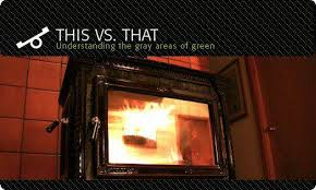 pellet stoves vs wood stoves which is
