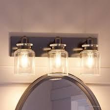 luxury farmhouse bath vanity light