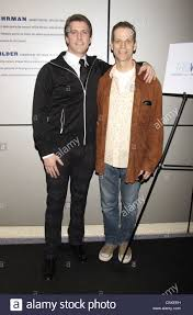Patrick Heusinger and Patrick Breen attending the opening night of ...