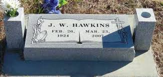 HAWKINS, J W - Madison County, Arkansas | J W HAWKINS - Arkansas Gravestone  Photos