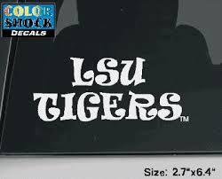 Lsu Auto Accessories Purple And Gold Sports