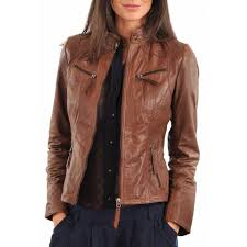 nappa women leather jackets